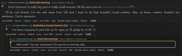 100th Sale