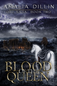 Blood of the Queen Cover