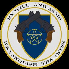 Demon Hunter Guild Crest